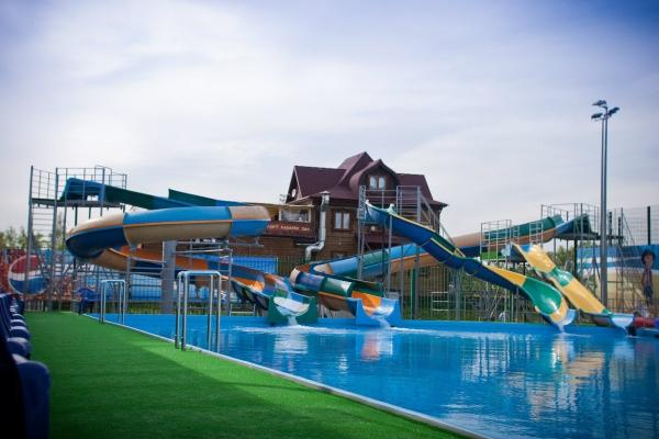 Аквапарк КАРИБЫ в сормовском парке-2